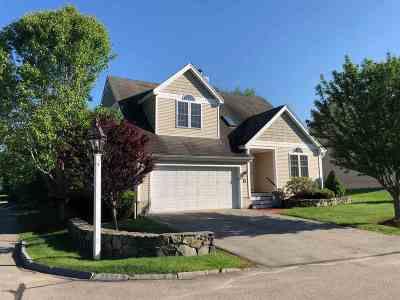 Hampton Single Family Home Active Under Contract: 26 Hampton Meadows