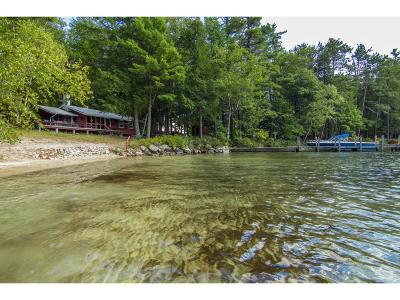 Gilford Single Family Home Active Under Contract: 50 Mark Island