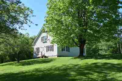 Johnson Single Family Home Active Under Contract: 779 Gould Hill Road