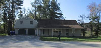 Belknap County, Carroll County, Cheshire County, Coos County, Grafton County, Hillsborough County, Merrimack County, Rockingham County, Strafford County, Sullivan County Single Family Home For Sale: 8 Madison Drive