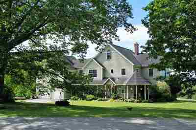 East Montpelier Single Family Home For Sale: 265 Green Road