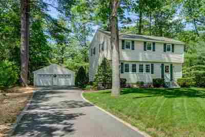 Windham Single Family Home Active Under Contract: 7 Woodland Road