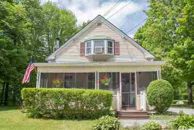 New Hampton Single Family Home For Sale: 947 Old Bristol Road