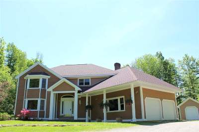 Enosburg Single Family Home Active Under Contract: 1556 Enosburg Mountain Road