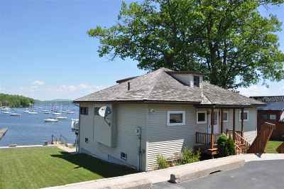 Colchester Single Family Home For Sale: 570 West Lakeshore Drive