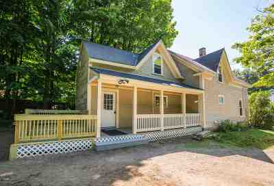 Bristol Single Family Home For Sale: 33 Union Street
