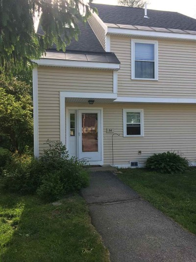 Concord Condo/Townhouse Active Under Contract: 36 Great Falls Drive