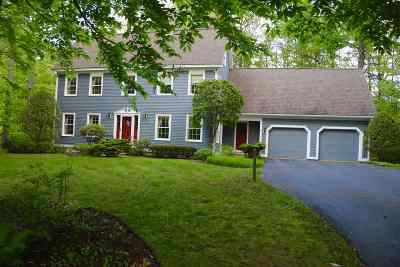 Gilford Single Family Home For Sale: 20 Colmar Court