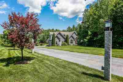 Concord Single Family Home For Sale: 13 Shenandoah Drive