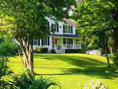 Pembroke Single Family Home For Sale: 25 Whittemore Road