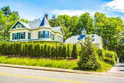 Goffstown Single Family Home For Sale: 12 High Street