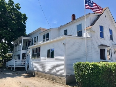 Nashua Multi Family Home For Sale: 15 Beech Street