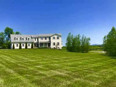 Milton Single Family Home For Sale: 413 Hibbard Road