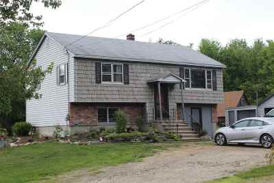 Epsom Single Family Home Active Under Contract: 187 Center Hill Road