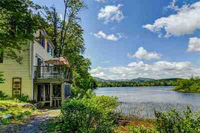 Plymouth Single Family Home Active Under Contract: 293 Loon Lake Road