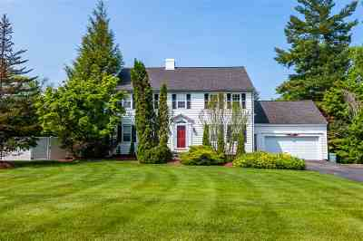 Salem Single Family Home Active Under Contract: 63 N Policy Street