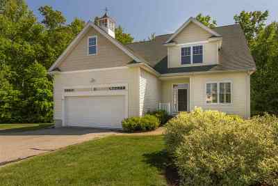 Stratham Single Family Home Active Under Contract: 32 Tansy Avenue
