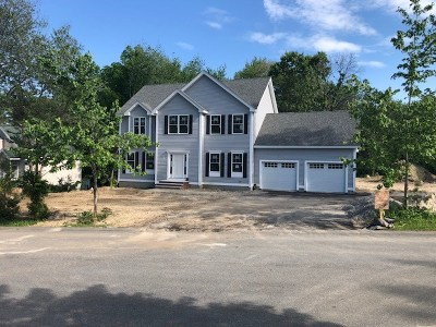 Salem Single Family Home Active Under Contract: 2 O'shaughnessy Lane