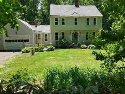 Amherst Single Family Home For Sale: 23 Manchester Road