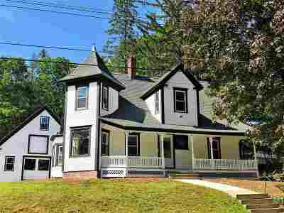 Derry Single Family Home Active Under Contract: 10 Nesmith Street