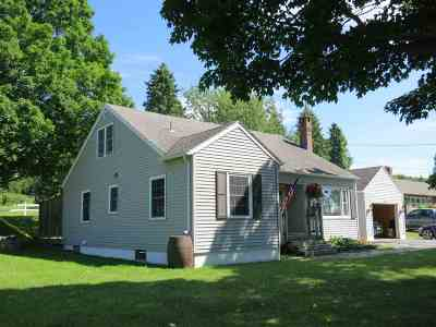 St. Albans Town Single Family Home Active Under Contract: 409 South Main Street