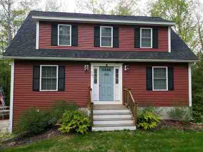 Barrington Single Family Home Active Under Contract: 76 Fogarty Road