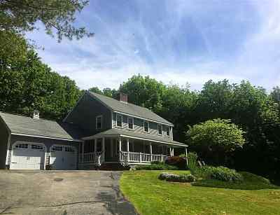 Goffstown Single Family Home For Sale: 388 Paige Hill Road