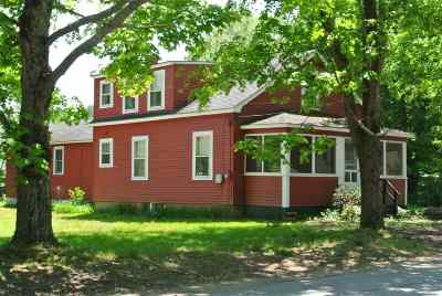 Concord Single Family Home For Sale: 93 Rockingham Street