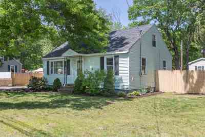 Salem Single Family Home For Sale: 157 South Policy Street