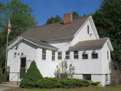 Rutland Town Commercial For Sale: 323 Cedar Avenue