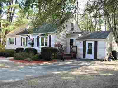 Salem Single Family Home For Sale: 51 Bluff Street