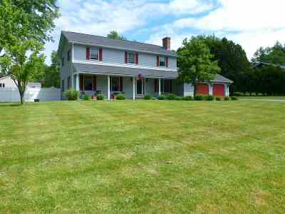 Rutland City VT Single Family Home For Sale: $289,000
