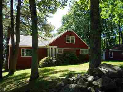 Gilford Single Family Home For Sale: 155 Gunstock Hill Road