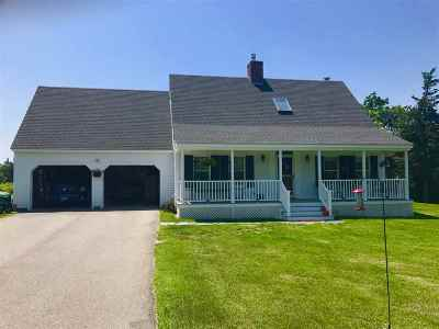 Shoreham Single Family Home For Sale: 749 Barnum Hill Road
