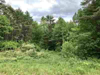 Bradford Residential Lots & Land For Sale: Lot 6 Forest Lane #6
