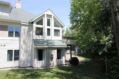 Waterville Valley Condo/Townhouse Active Under Contract: 8-2 Forest Knoll Way #A2