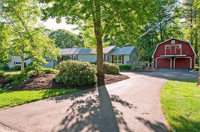 Pembroke Single Family Home Active Under Contract: 428 Deerpath Lane