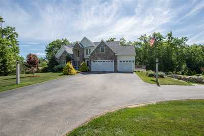 Manchester Single Family Home For Sale: 96 S Ridge Drive