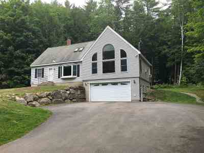 Laconia Single Family Home For Sale: 85 Eastman Shore Road