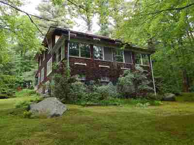 Newbury Single Family Home For Sale: 64 Birch Bluff Road
