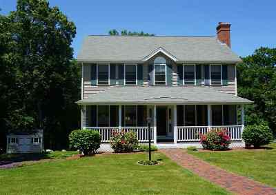 Goffstown Single Family Home For Sale: 48 Tyler Drive