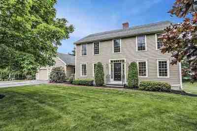 Dover Single Family Home For Sale: 44 Belanger Drive