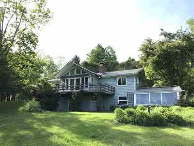 Stowe Single Family Home For Sale: 298 Cottage Club Road