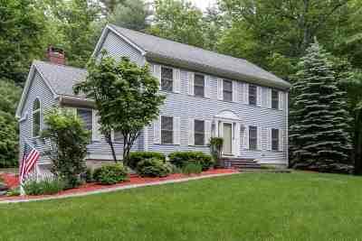 Bow Single Family Home Active Under Contract: 7 Meadow Lane