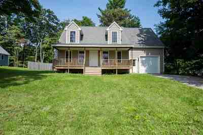 Somersworth Single Family Home For Sale: 20 Coombs Road