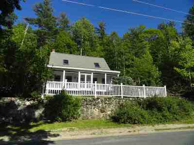 Newbury Single Family Home For Sale: 330 Mountain Road