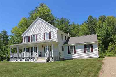 Milford Single Family Home Active Under Contract: 57 Baldwin Road