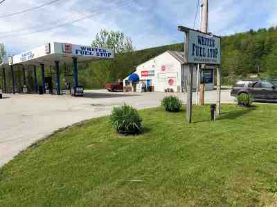 Danby Commercial For Sale: 1003 Us Route 7 Highway