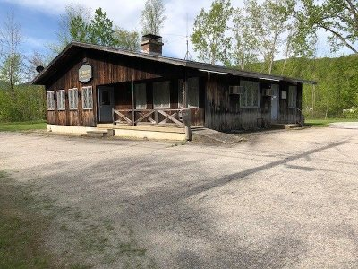 Danby Commercial For Sale: 1187 Us Route 7 Highway