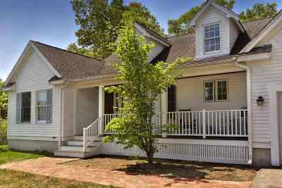 Seabrook Single Family Home For Sale: 130 Marshview Circle